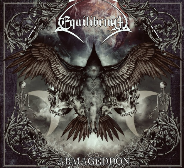 Equilibrium Armageddon Cover Art