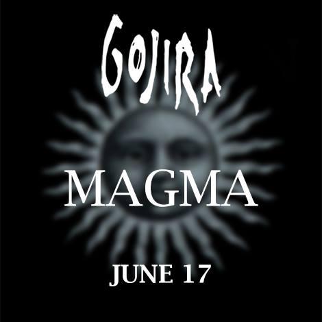 Gojira Magma Cover