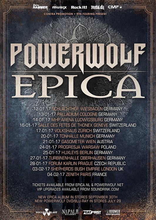Powerwolf-Epica