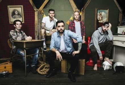A Day To Remember Band 2016