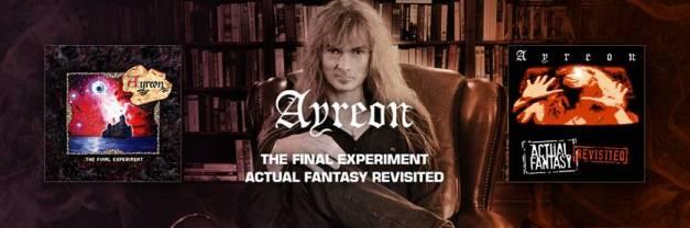 Ayreon-vinyls