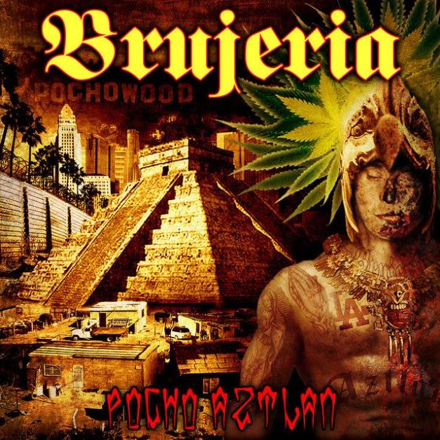 BRUJERIA Album Art