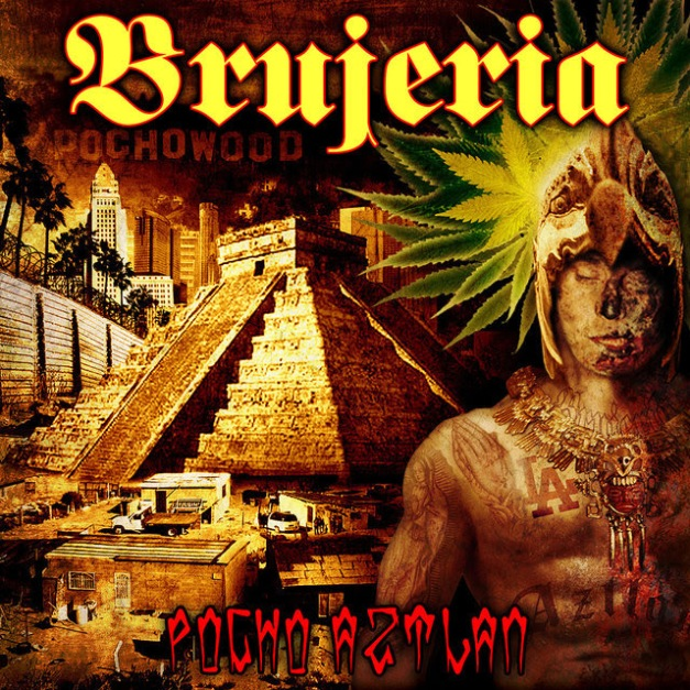 BRUJERIA Album Art