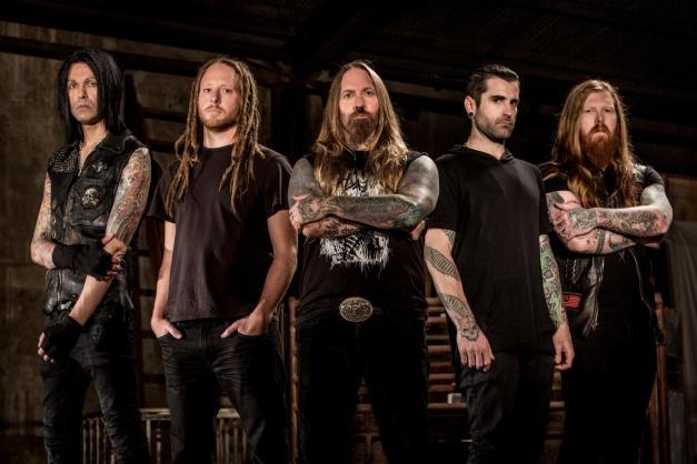 Devildriver Band 2016