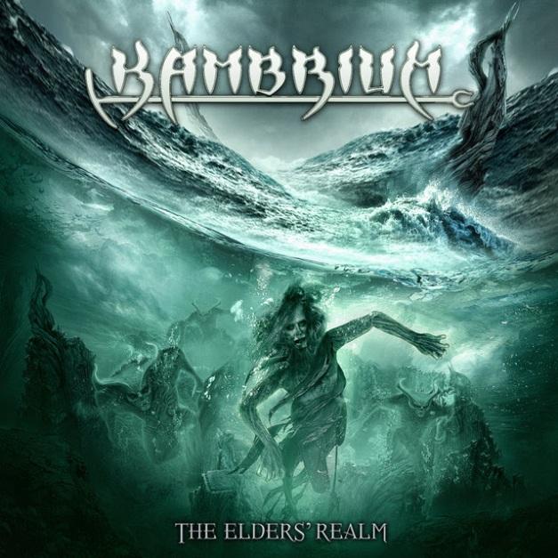 Kambrium The Elder's Realm Cover