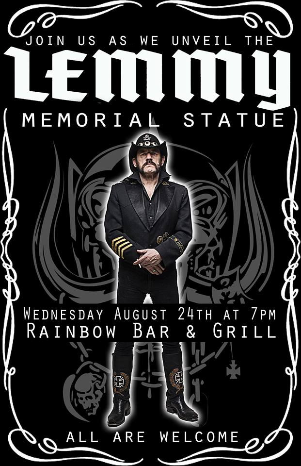 Lemmy-Memorial-Statue