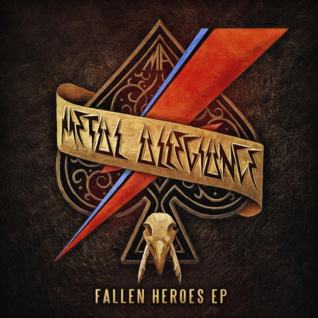 Metal Allegiance Fallen Heroes EP
