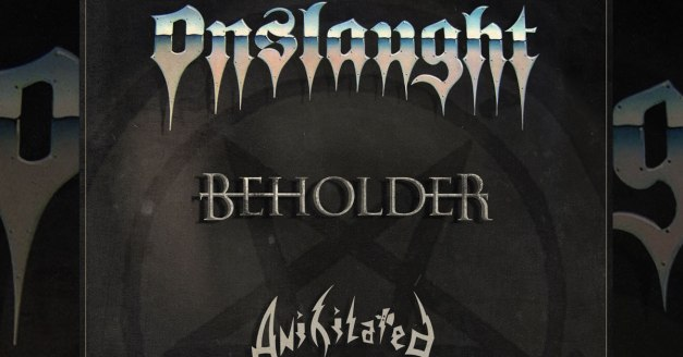 Onslaught Beholder Tour 2016