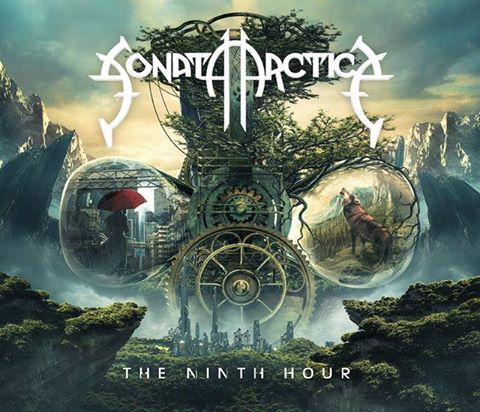 Sonata Arctica The Ninth Hour Cover Art