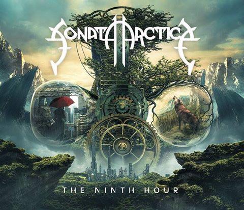 Sonata Arctica The Ninth Hour Cover Art