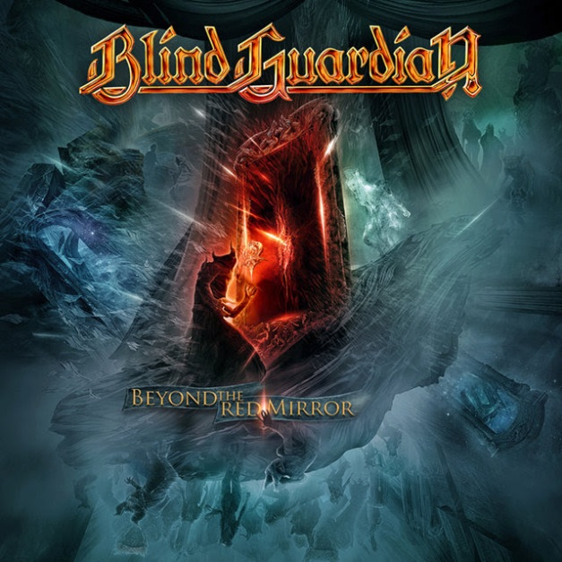 Blind Guardian Beyond The Red Mirror Artwork
