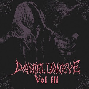Daniel Lioneye VOL III Cover Art