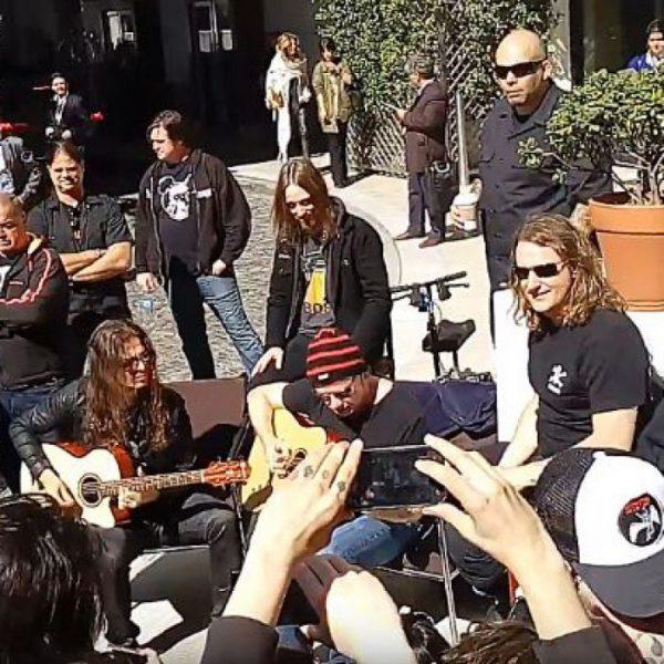 Megadeth-acoustic