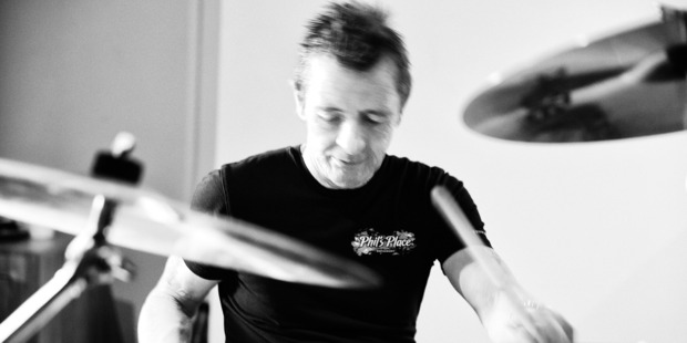 Phil Rudd Drums