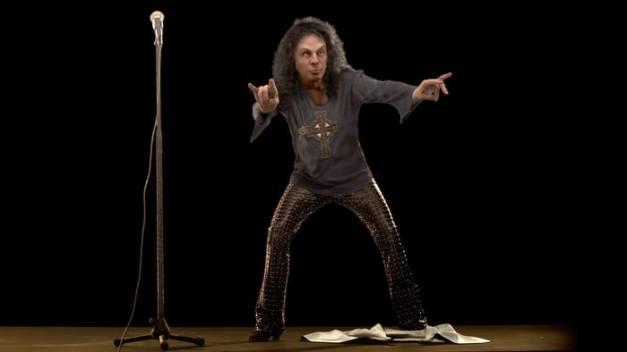 A Ronnie James Dio hologram made its debut at Germany's Wacken festival, and it may have a bright history ahead of it.