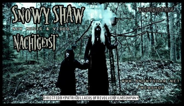Snowy Shaw Nachtgeist