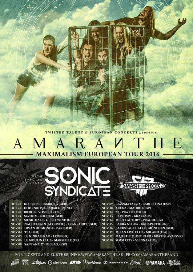 SonicSyndicate-Amaranthe