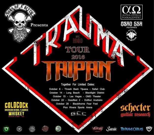 Taipan-Trauma