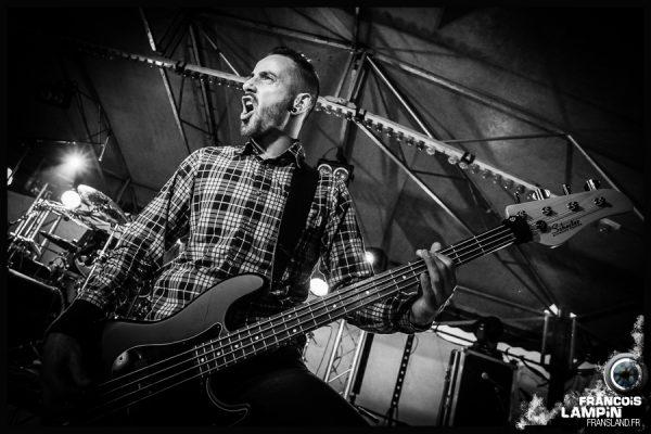 ERADIKAL INSANE Session bassist Charles
