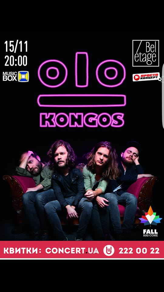 kongos-fallhascome