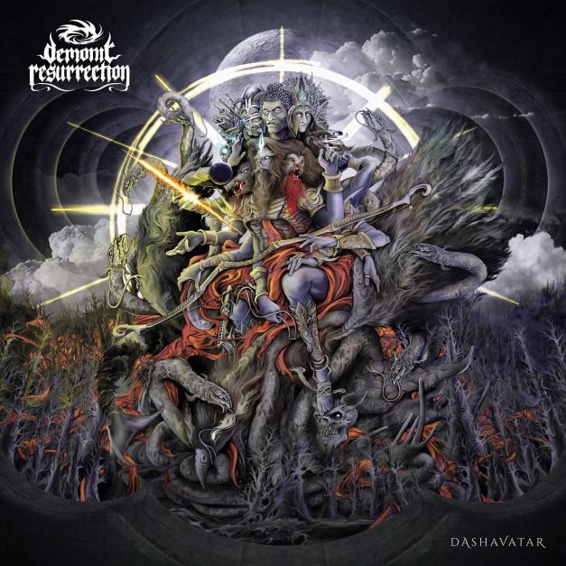 demonic-resurrection-dashavatar-album-art