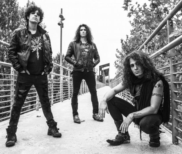 Turin, Italy based rockers DOBERMANN have released the first single, the  title track, of their upcoming album 'Pure breed', due on March 11th on  Wild ...