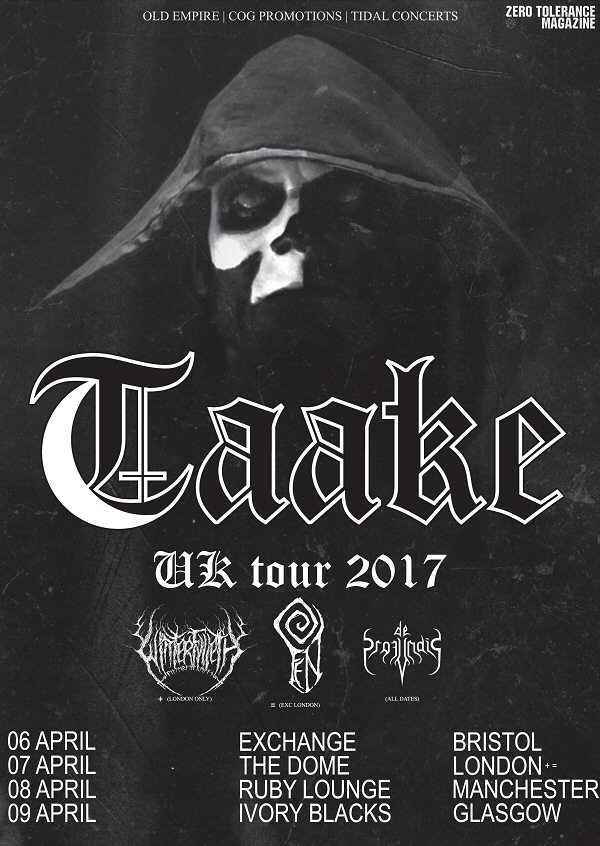 taake-uk-tour