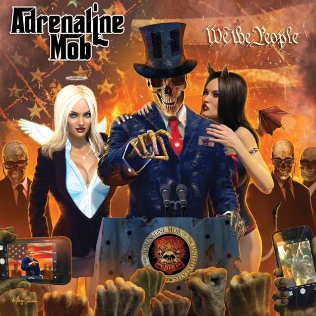 AdrenalineMob-cover