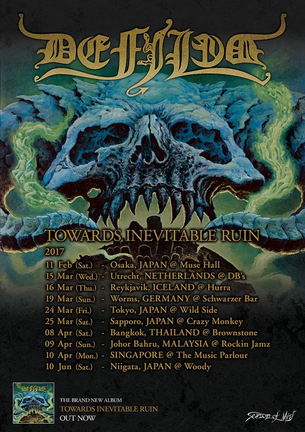 Defiled-tour-flyer