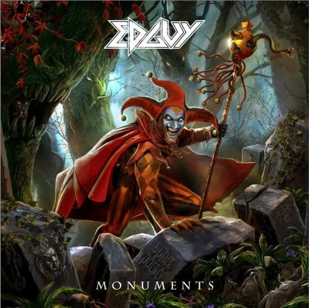 Edguy Monuments Cover Art