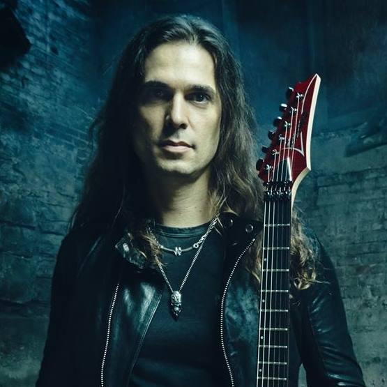 Megadeth-KikoLoureiro