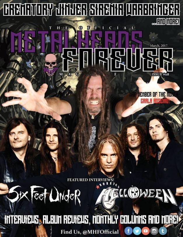 MetalheadsForever-MarchIssue-1