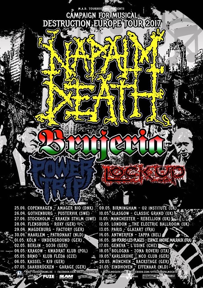 NapalmDeath-tour