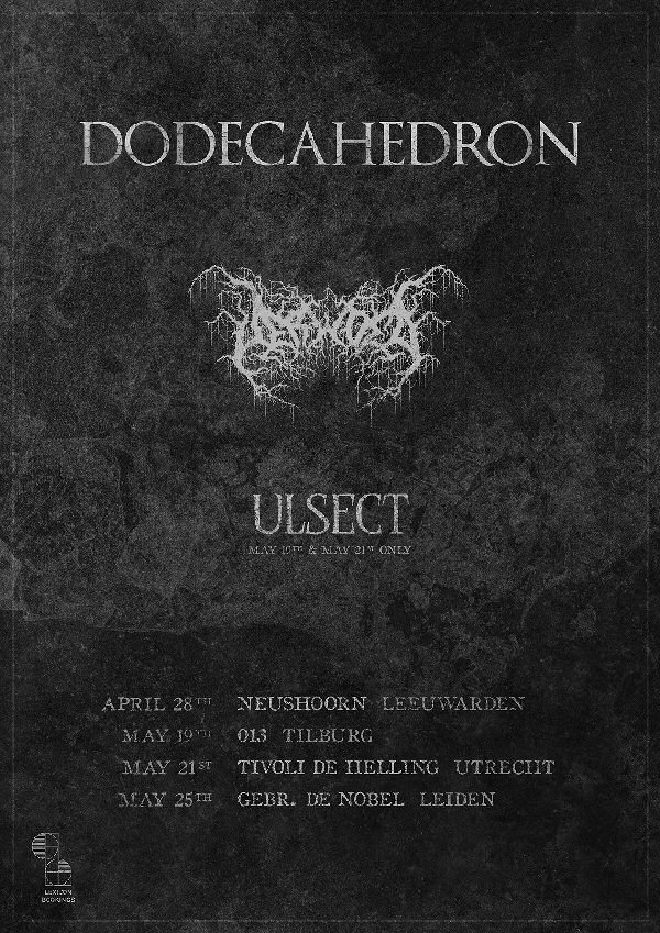 DODECAHEDRON-tour