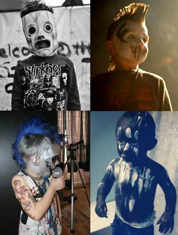 FUN FACTS ABOUT SLIPKNOT MUDVAYNE MUSHROOMHEAD AND MOTOGRATER - 3