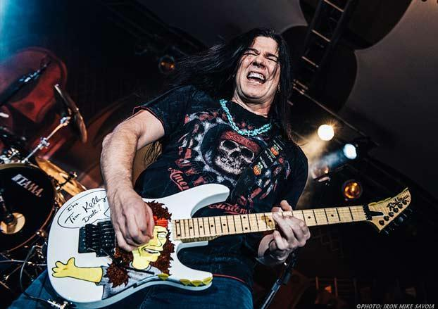 Mark Slaughter New Track Hey You Released Metal Shock Finland