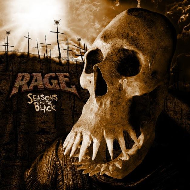 Rage Seasons Of The Black Cover Art