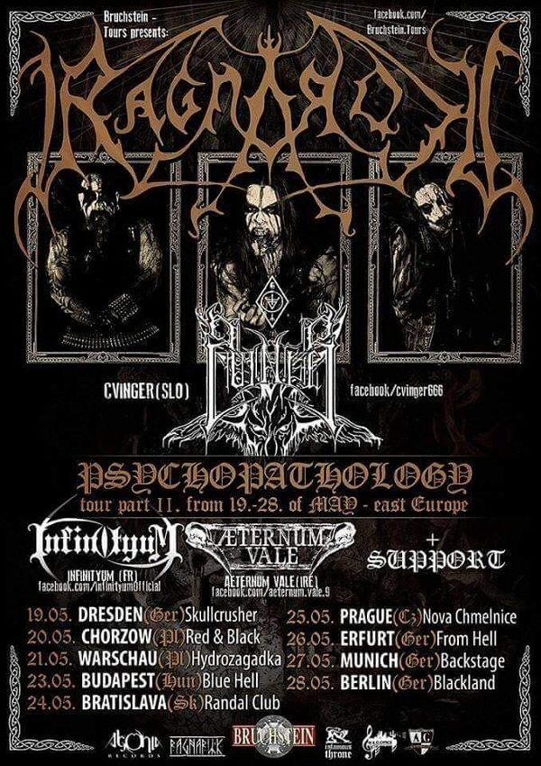 Ragnarok-tour