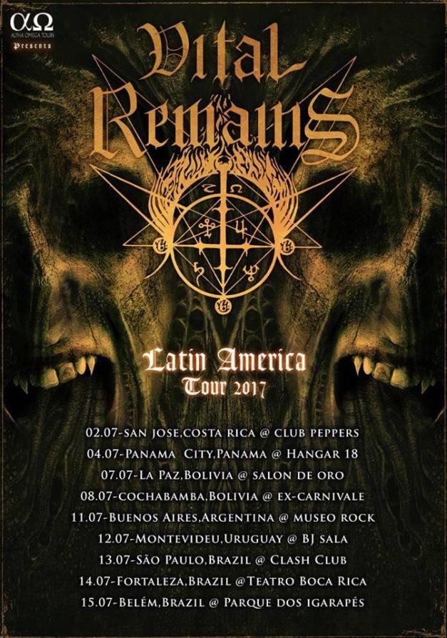 VitalRemains-LatinAmericanTour