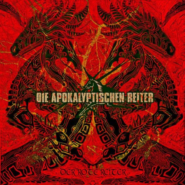 DIE APOKALYPTISCHEN REITER Cover Art