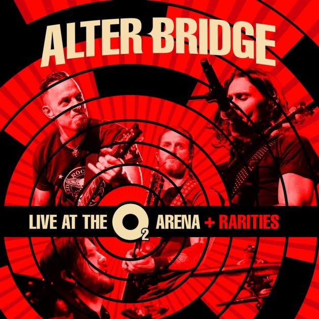 Alter Bridge Live At The O2 Arena + Rarities