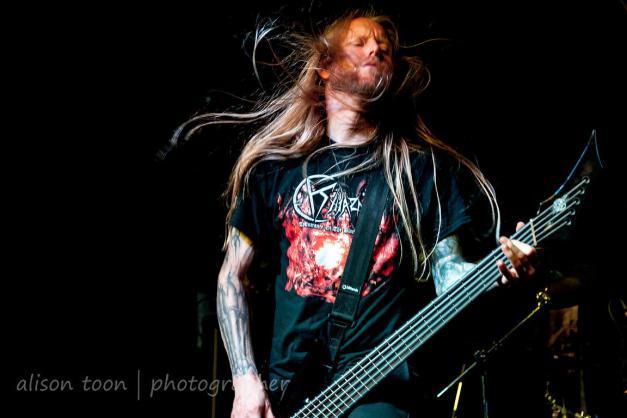 Derek Boyer, bass, Suffocation