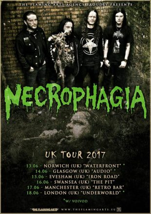NECROPHAGIA-UK