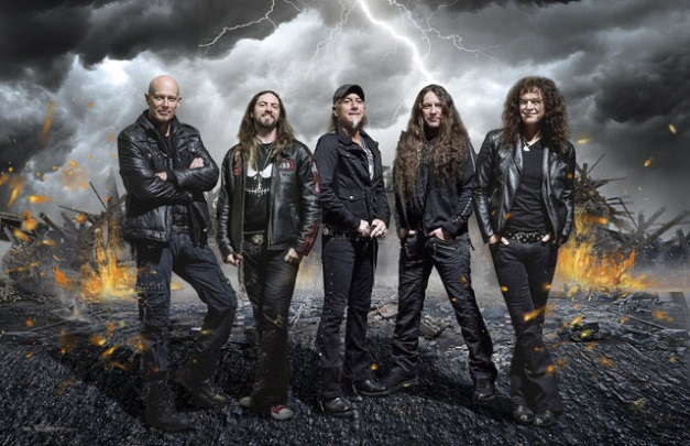 Accept Band 2017