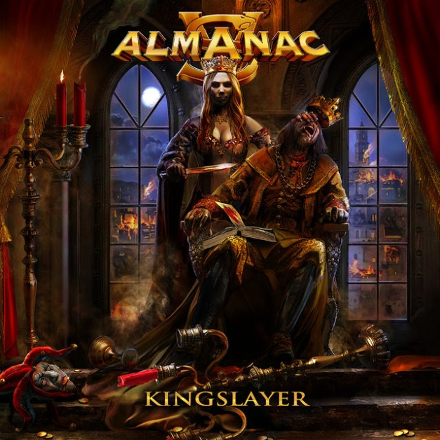 Almanac Kingslayer Cover Art