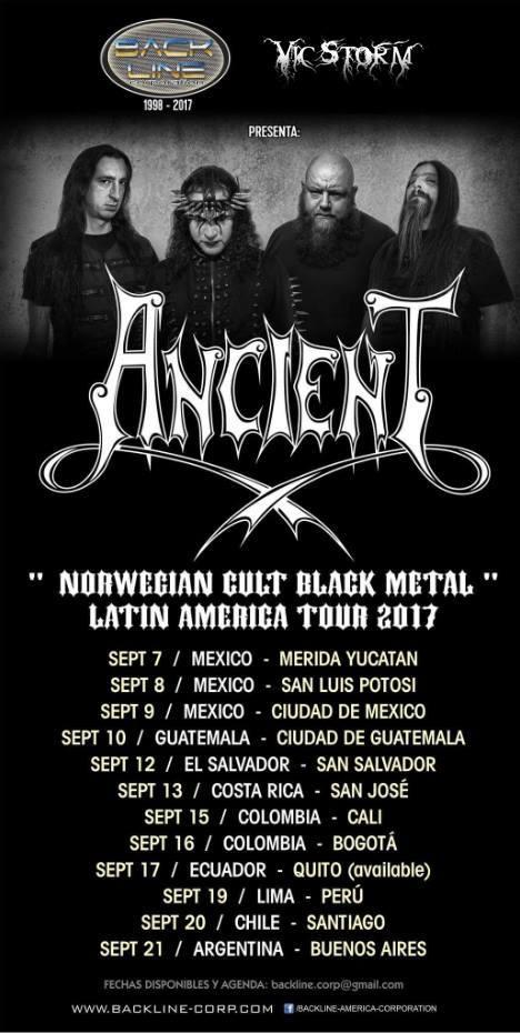 ANCIENT-LatinAmericanTour