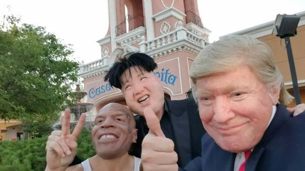 The NuclearPowerTrio-TrumpKimJongUnMikeTyson