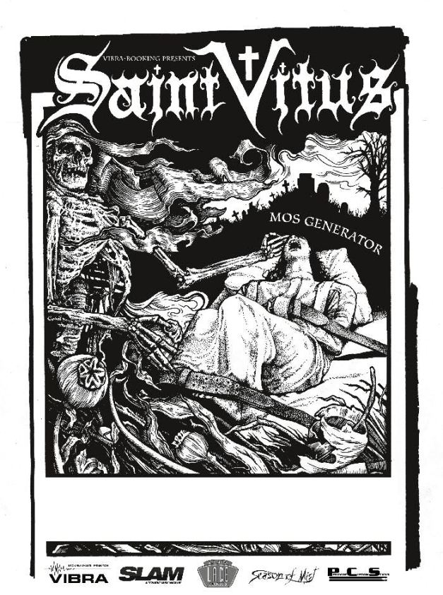 SaintVitus-EuroTour