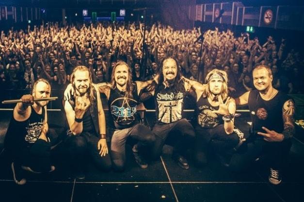 Amorphis Band 2017