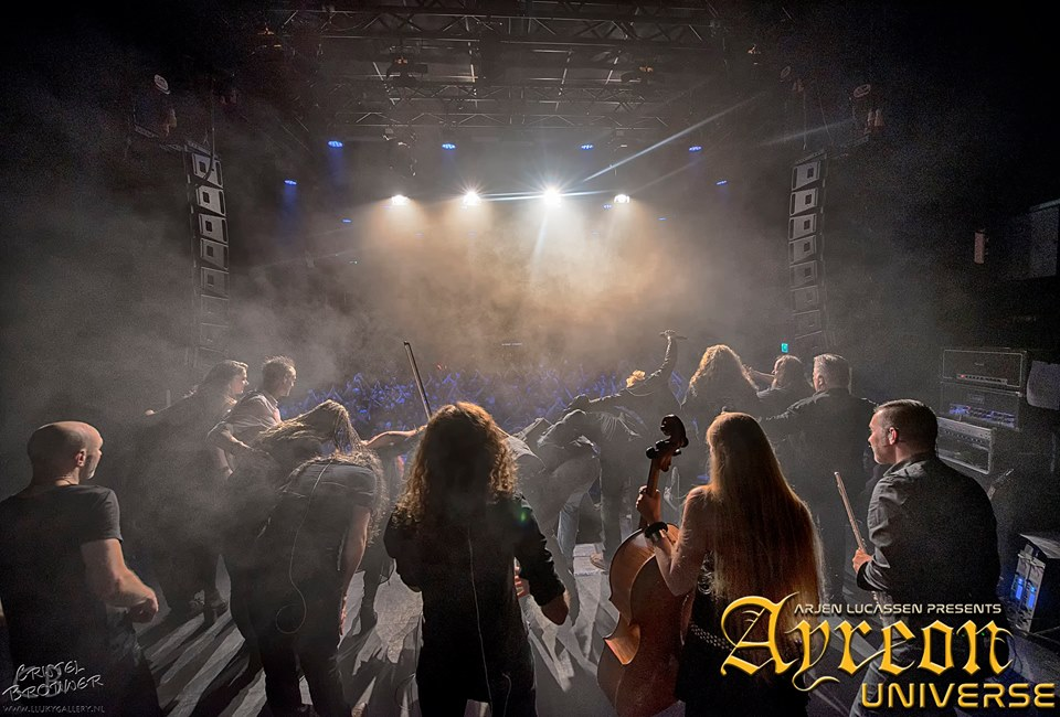 Ayreon-universe-by-CristelBrouwer